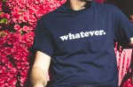 Guy with whatever t shirt