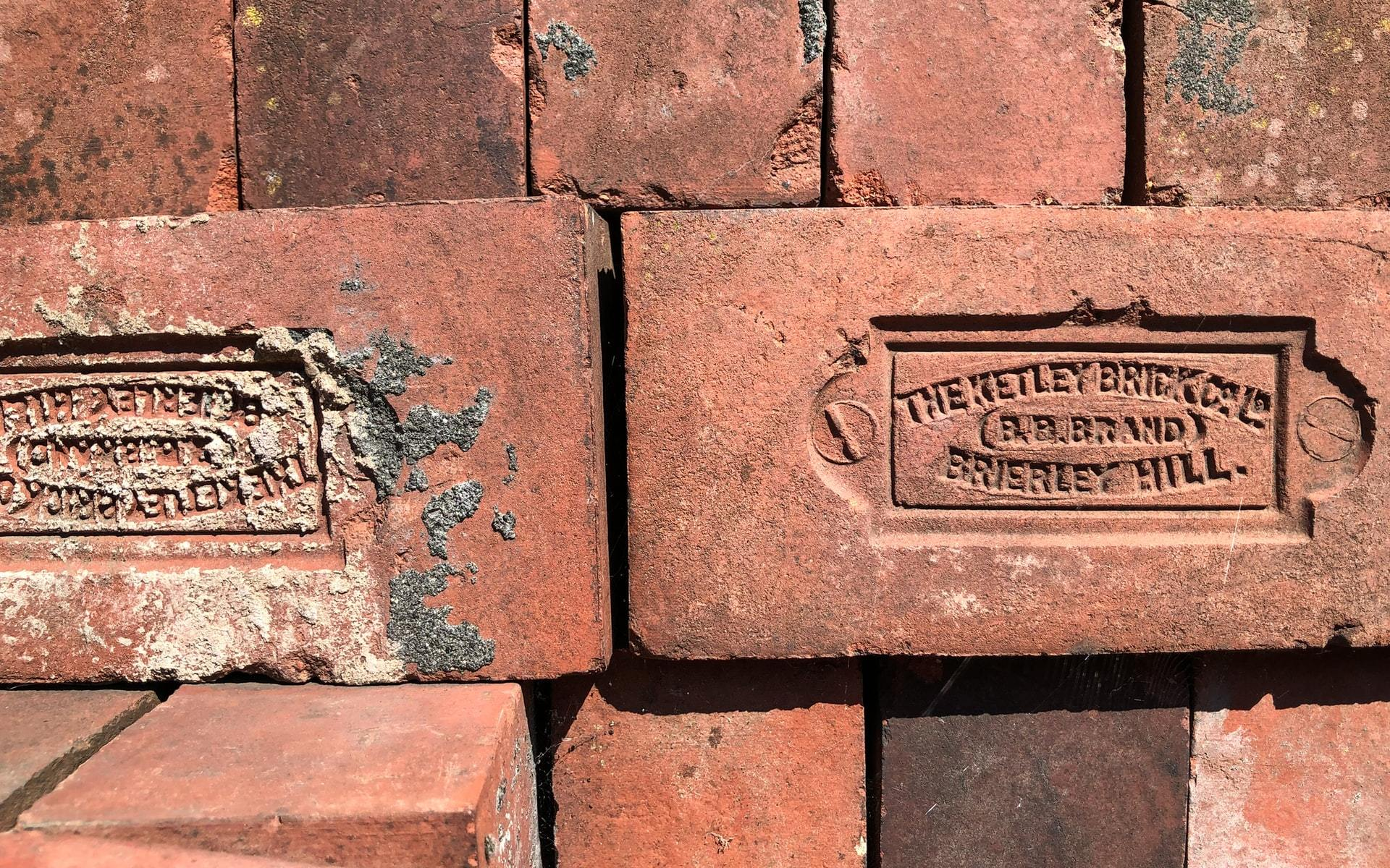 Bricks to represent the building of ideas