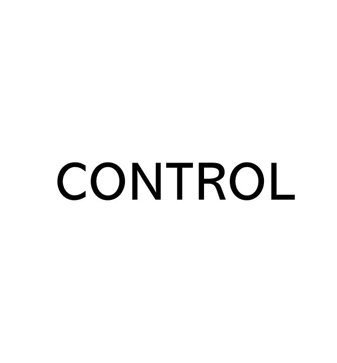 Title text image that says Control